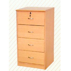 4 Drawer Cabinet W/Lock 120_027/120_029 (LF)