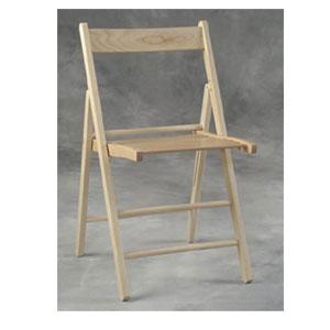 European Folding Chair  041_-04-AS(LN)