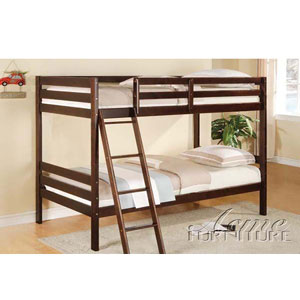Susana Twin/Twin Bunk Bed 0510 (A)