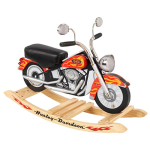 Harley Davidson_ Roaring Softail_ Rocker 10011 (KK)