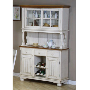 Clic Country Buffet Hutch 100604 Co