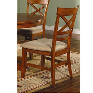 Walnut Finish Side Chair 101282 (CO)