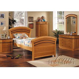 Deco Bedroom Set 1100/1105 (A)