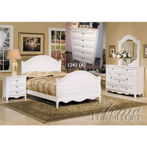 Harvest Bedroom Set 1230 (A)