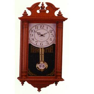 Clock With Music 1233 (PJ)