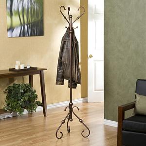 Elegant Hall Tree Coat Hanger