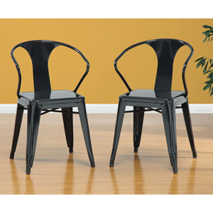 Tabouret Stacking Chairs (Set Of 4) 129500_(OFS157)