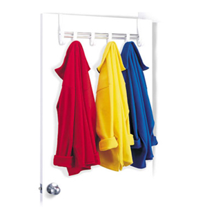 Over Door Adjustable Hooks148402(LK)