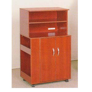 Microwave Cart w/Electrical Socket 1707 (ABCFS40)