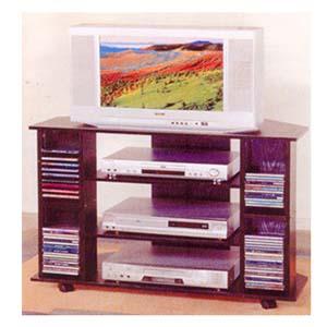 TV Stand w/CD Rack 2001_ (ABC)