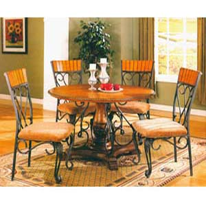 5-Piece Excalibur Dining Set 2040/3040 (ML)