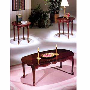 Coffee End Table Set 2402 (A)