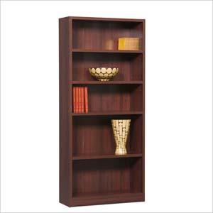 Wall Street 5 Shelf Bookcase _54 (NX)