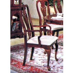Queen Anne Arm Chair 2924 (A)