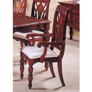 Shield Back Arm Chair 2978 (A)