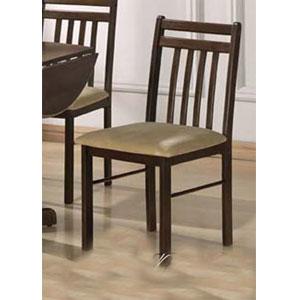 Espresso Finish Splat Back Chair 2981 (A)