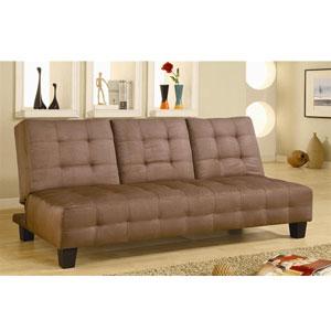 Microfiber Futon Sofa Bed 300154 (CO)