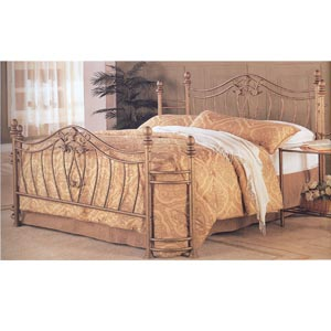 Iron Bed 300171Q (CO)