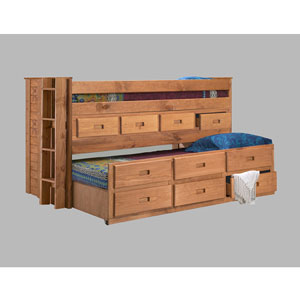 Twin Or Full Size Junior Loft Bed  3_(PC)