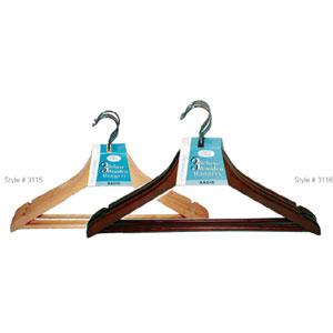 3-Pk Basic Wooden Hangers 311_(KDY)
