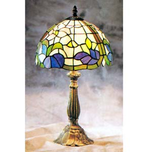 Tiffany Table Lamp 3663 (A)
