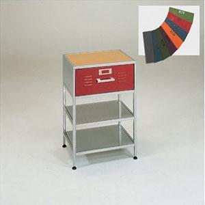 Locker Style Night Stand 38-6702-997(AFA)