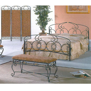 Trona Queen Headboard & Footboard 3944-50 (WD)