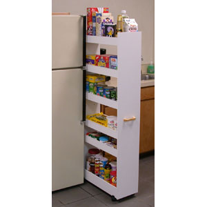 Roll Out Shelves For Kitchen Cabinets