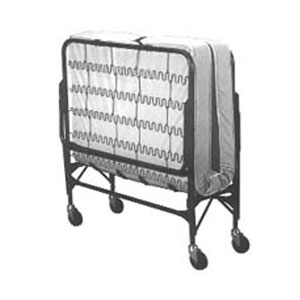 Deluxe Tubular Rollaway Bed With No-Sag Surface 414066(LPFS)