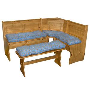 Kitchen Corner Nook Cushions 4 Pc Valency Kitchen Nook