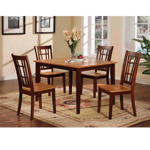 5-Pc Dinette Set 4809 (WD)