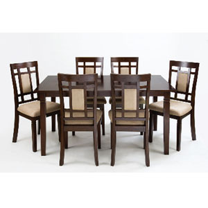 7-Pc Dinette Set 4813-7 (WD)
