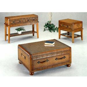 Rattan Valise Coffee Table 4895 (CO)