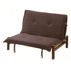 Chair sleeper pull out chair w pad adjustable back 5013 for Chaise 5013