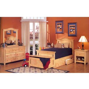 Madison Collection Twin Size Bed 5087/88 (CO)