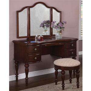 Marquis Cherry Vanity Set 508-290 (PW)