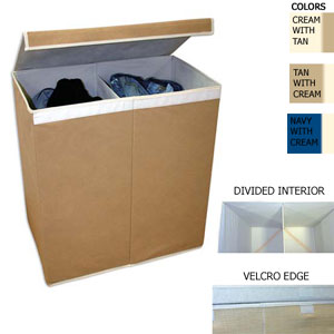 Double-Wide Laundry Hamper 5114 (KDYFS9)