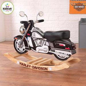 KidKraft Harley-Davidson Roaring Police Rocker 10017(AZFS)