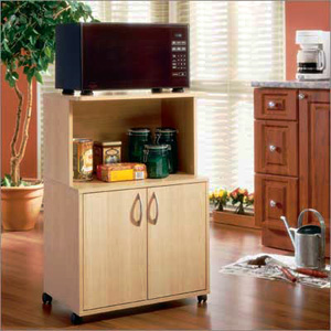 Delissio! Microwave Kitchen Cart 599 (NX)