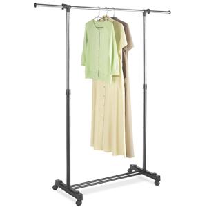 Adjustable-Garment Rack 6021-1916(WT)