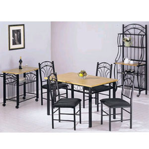 Elliot 5-Pc Dinette Set 6100 (A)