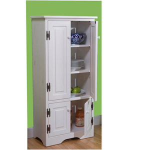 Lovely Tall Storage Cabinet with Drawers