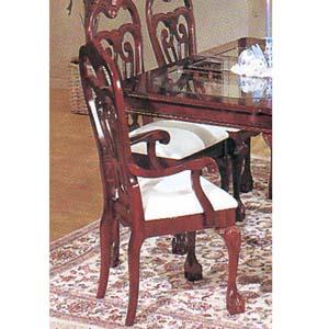 Claw Leg Arm Chair 6299 (A)