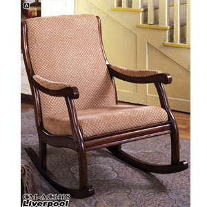 Liverpool Rocking Chair CM-AC6408 (IEM)