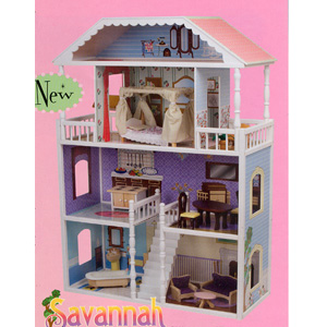 Savannah Dollhouse 65022 (KK)
