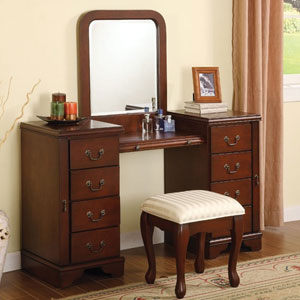 Vanity Sets: Louis Philippe Bedroom Vanity Set 6565 6566 A ...