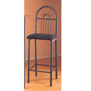 Sunburst Bar Chair  6600 (A)