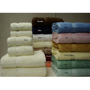 6-Pc Solid Combed Towel Set (RPT)