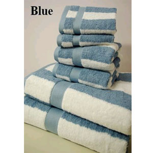 6-Pc Egyptian Cotton Towel sets yds6pc (RPT)