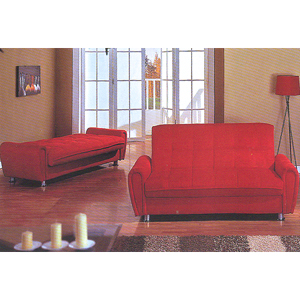 Sofa Sleeper With Storage 7018(ABC)